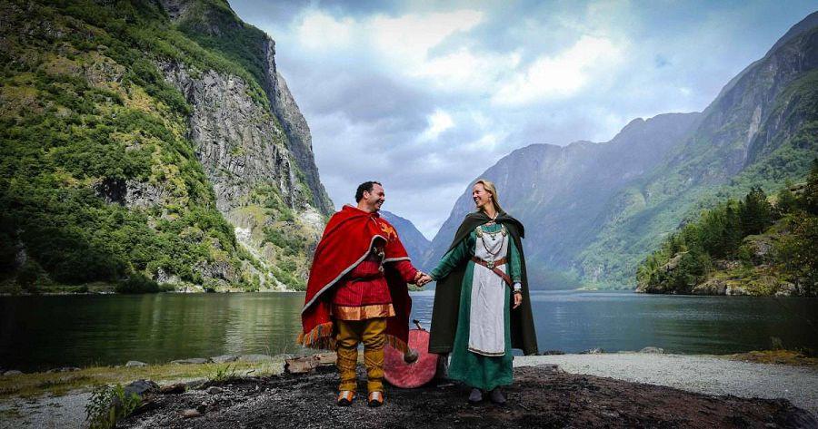 Novios Vikingos
